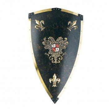 Щит рыцарский - декоративный карла v великого