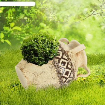 Садовая фигура сара амфора шамот
