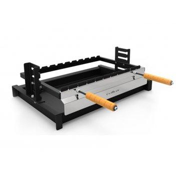 Гриль-вставка grillver inbrick 635 для сада