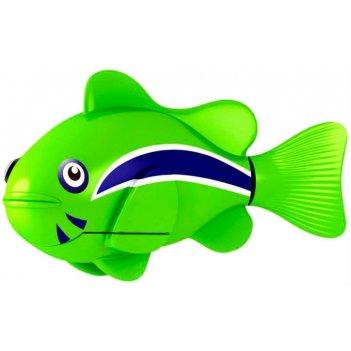 Роборыбка клоун зеленый лицензионное изделие от robofish zuru