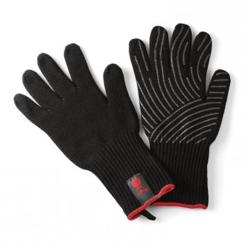 Перчатки для гриля weber s/m для сада