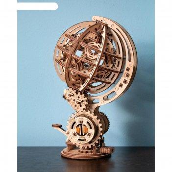 Конструктор деревянный 3d «кинетический глобус»
