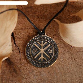 Славянский оберег из ювелирной бронзы дерево жизни