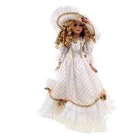 Кукла коллекционная элизабет 48 см