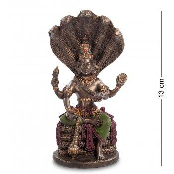 Ws-541 статуэтка вишну - бог солнца