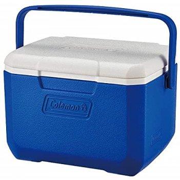 Контейнер изотермический coleman 5 quart blue (4.7 литров)