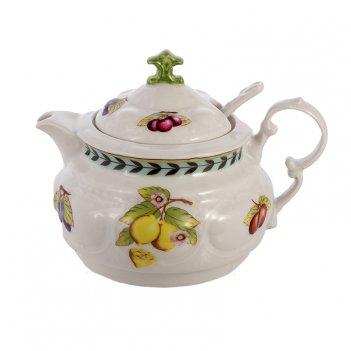 чайники фарфоровые