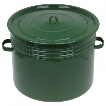 Бак 40 л, цвет зелёный
