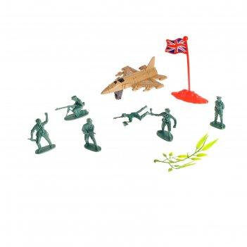 Набор солдатиков авиабаза