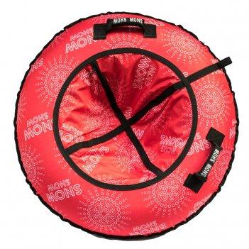 Санки надувные тюбинг rt red sun, диаметр 118 см