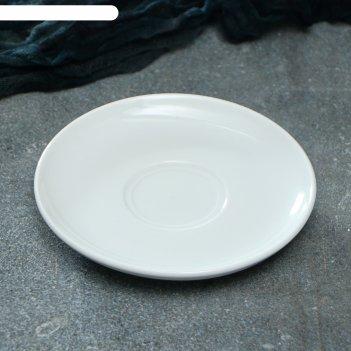 Блюдце для чашки сиеста, 13,5 см, 1 сорт