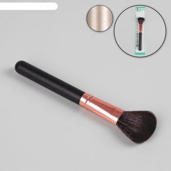 Кисть для макияжа, цвет микс