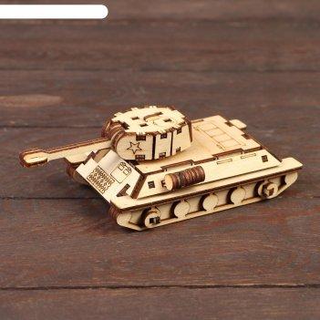 Конструктор танк т-34