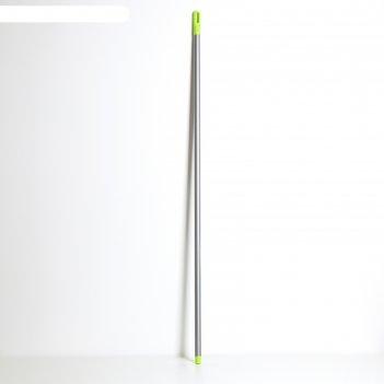 Черенок для швабры 118 см, цвет микс