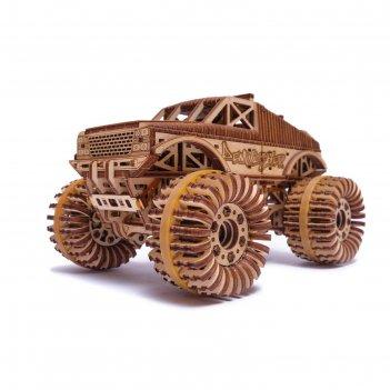 Механическая сборная модель «монстр-трак»