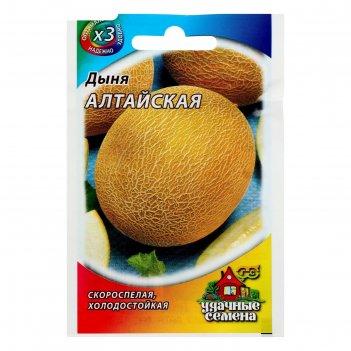 Семена дыня алтайская, 0,5 г