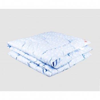 Одеяло всесезонное, размер 140 x 205 см, искусственный лебяжий пух