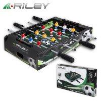 Настольный футбол / кикер riley 1,5фт 46x30x10см