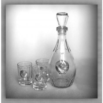 Набор для водки ссср  арт. нгс120ср-13