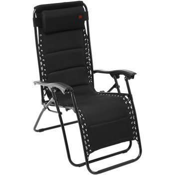 Складное кресло-шезлонг siesta