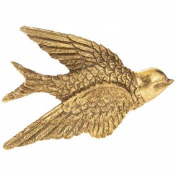 Панно декоративное птичка 18,7*3,3*13,2 см