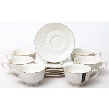 Набор чайный грация «линар» 12 предметов