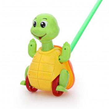Каталка на палке «черепаха»
