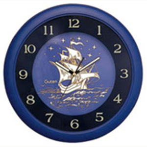 Настенные музыкальные часы la mer gc 004014