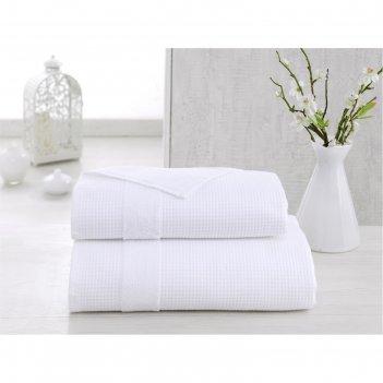 Полотенце truva, размер 50 x 100 см, белый