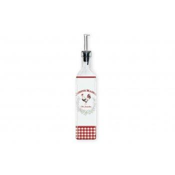 Бутылка для масла стеклянная французская кухня