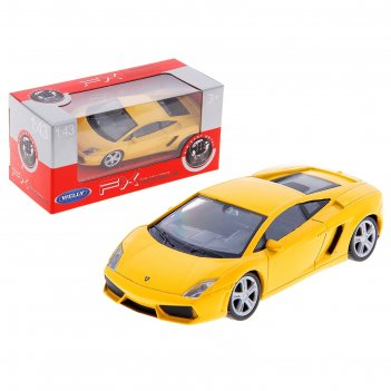 Модель машины, масштаб 1:43, микс