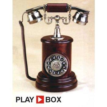 Ретро-телефон playbox (235х175х320 мм) pb-916-a