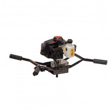 Мотобур ada ground drill-9 а00319, бензиновый, 2т, 3.26 л.с., 2.4 квт, d=2