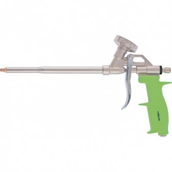 Пистолет для монтажной пены мастер сибртех