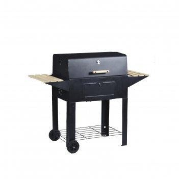 Гриль-барбекю yd-garden grill