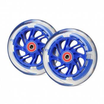 Светящиеся колеса  (front) темно-синий