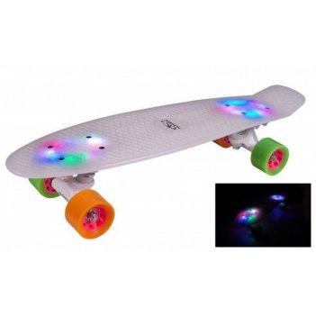 Скейтборд hudora skateboard retro 22