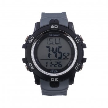 Часы наручные электронные shunway s-910, d=5 см, l=20 см, микс
