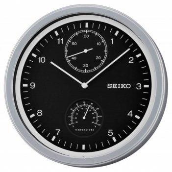 Настенные часы seiko qxa542an