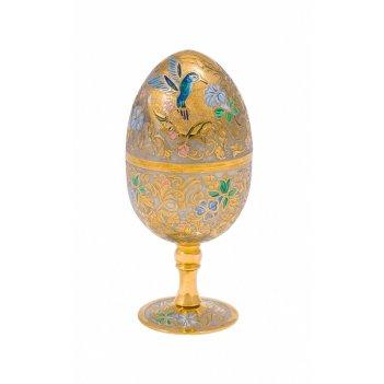 Яйцо пасхальное 2 рюмки (колибри) златоуст