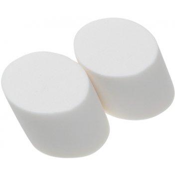 Спонж-губка n543 для макияжа скошенная (2 шт в уп.)