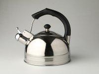 Чайник для кипечения со свистком 2,5 л.нжс