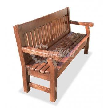 Скамейка деревянная «линда»