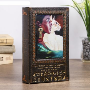 Сейф-книга нефертити