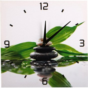 Часы декоративные 27,5*28*1,8 см. (кор=24шт.)