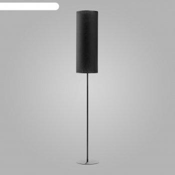 Торшер luneta new, 60вт e27, цвет чёрный
