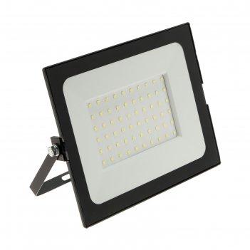Прожектор светодиодный rev ultra slim 70 вт, 5950 лм, 6500 к, ip65