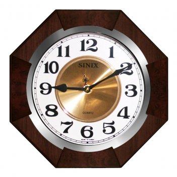 Часы настенные для дома и офиса sinix 1070cma