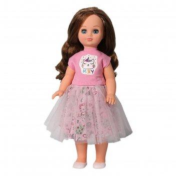 Кукла лиза модница 1 42 см в4006