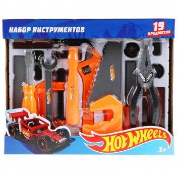 Набор инструментов строительный хот вилс b1625561-r